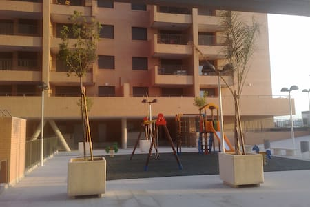 Apartamento junto playa de Patacona - Alboraya