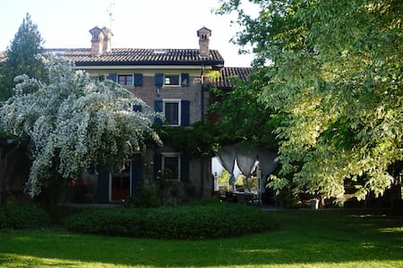 Un'oasi di pace in aperta campagna - Monticelli pavese - Talo