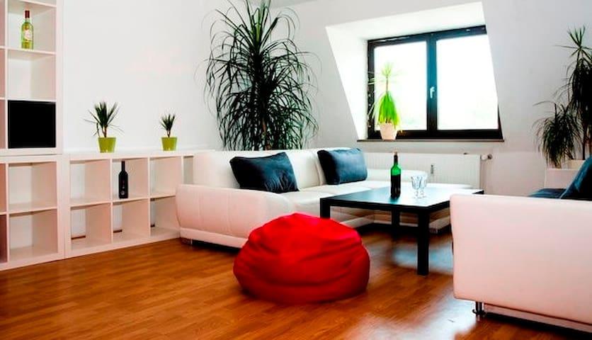 A modern 2 room flat for 1 week