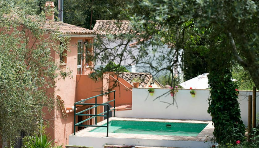 La Buhardilla, Casa Rural en la Sierra de Aracena - Almonaster la Real - Отпускное жилье