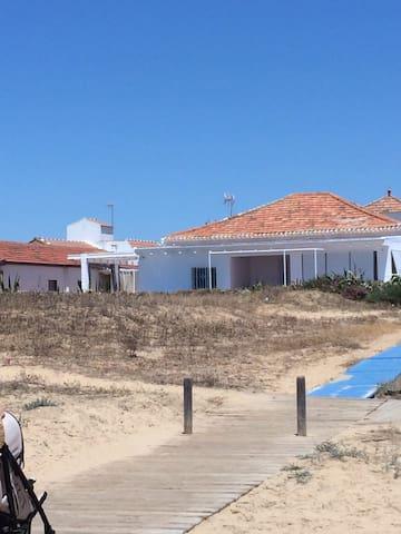 APARTAMENTO PRIMERA LÍNEA PLAYA - Punta Umbría