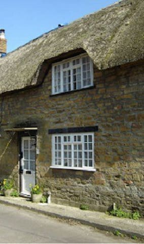 Pretty Thatched Cottage in Somerset - Yeovil - Dom
