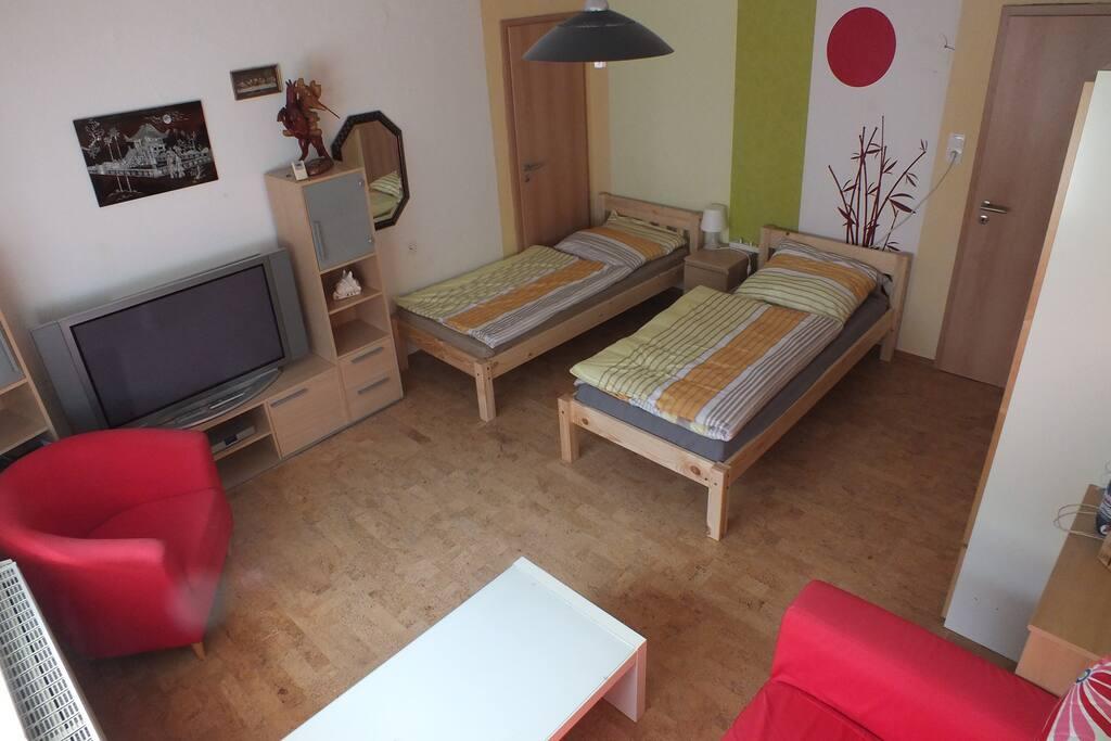 zimmer 2 in kassel bettenhausen eichwald maisons louer cassel hessen allemagne. Black Bedroom Furniture Sets. Home Design Ideas