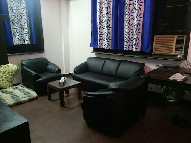 Private room in Mahalakshmi - Bombay - Apartamento