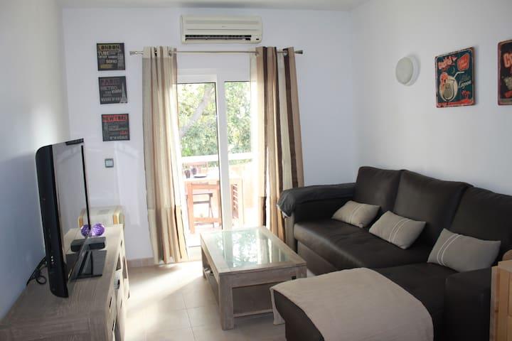 Bonito apartamento 5 minutos playa - Illes Balears - Apartamento