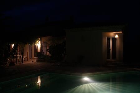Belle villa provençale avec piscine - Villevieille - House - 2