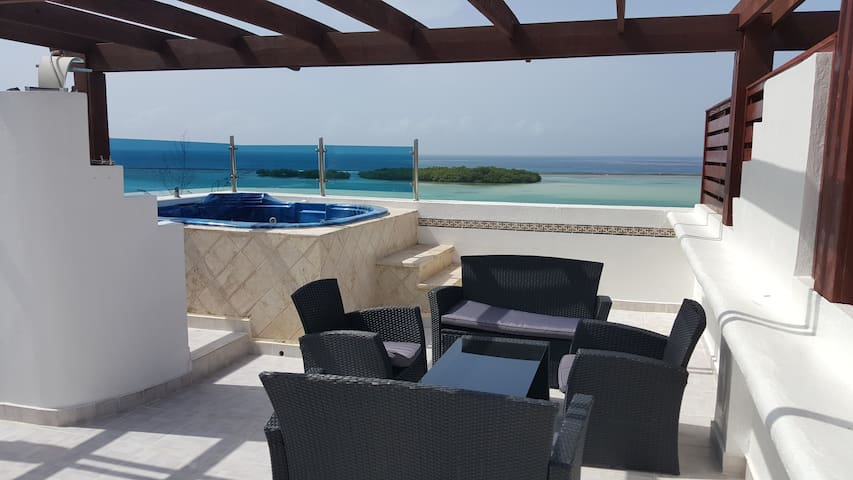 Beautiful Two Story Penthouse - Boca Chica - Lägenhet