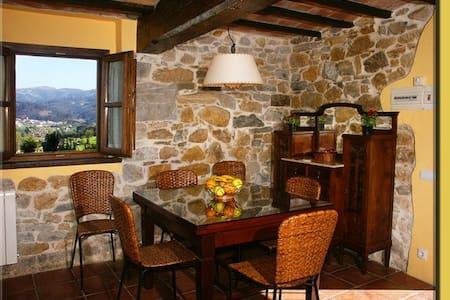 Casa rural Asturias.Playa y montaña - los cabos, asturias