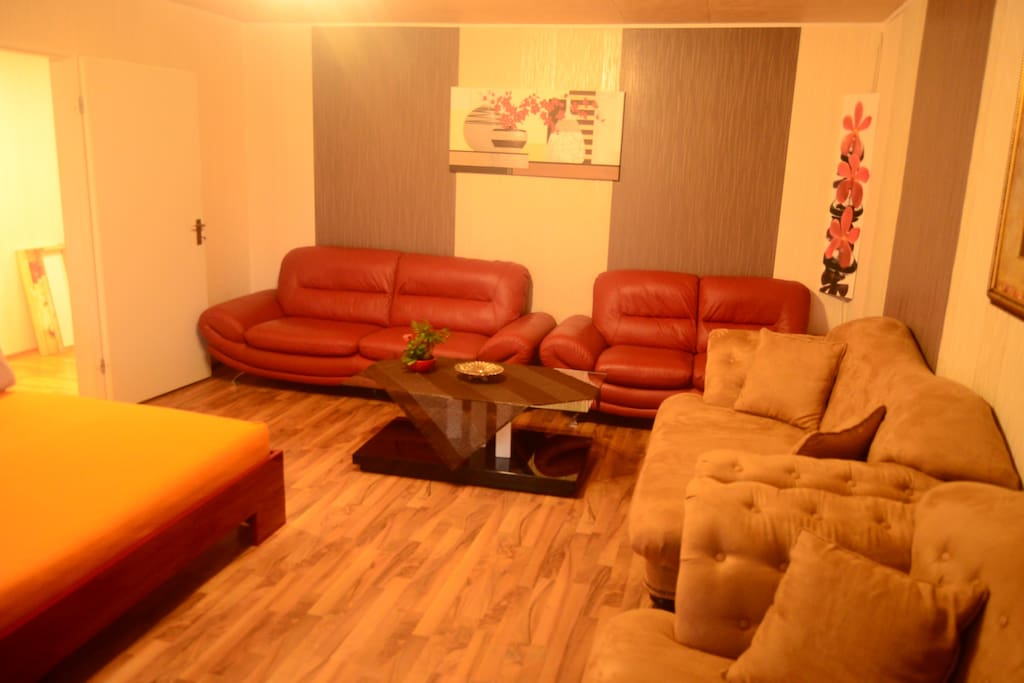 Room sitting