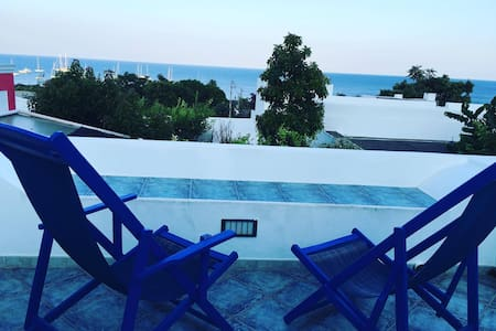 amazing TERRACE - Stromboli, Scari - Apartment