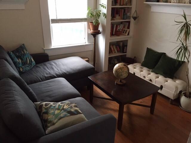 Comfortable Oakland Apartment - Oakland - Daire