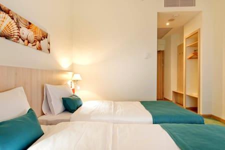 Сочи Парк Отель - Номер на двоих с завтраками - Adlerskiy - Appartamento
