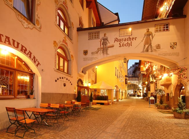 Boutique Hotel Träumerei #8 by Auracher Löchl - Kufstein - Bed & Breakfast