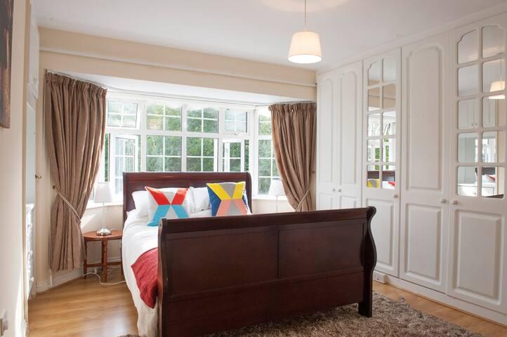 Dublin 15 By The Phoenix Park Double Room En Suite - Castleknock - Talo