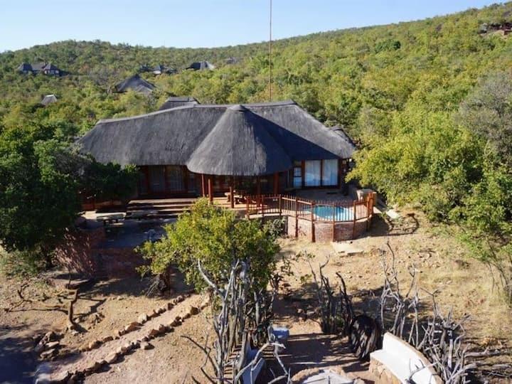 Kwalata Bush Experience, Mabalingwe Game Reserve