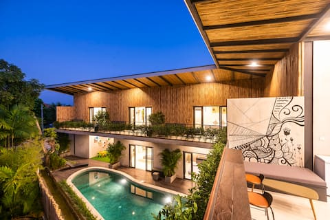 Canggu Dream Deluxe Studio with Balcony