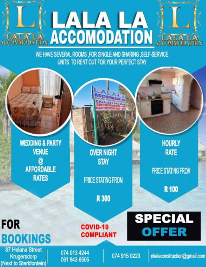LALA-LA Accommodation