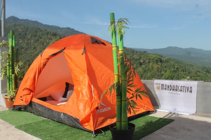 Tent or 3 Camping Ground