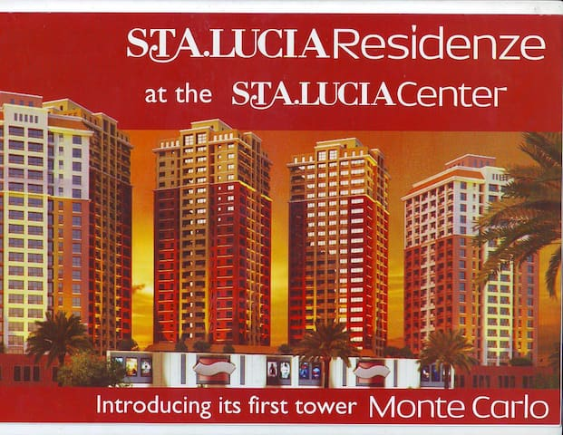 Brand New 16th Floor Unit In The Heart of A Mall! - Cainta - Condominium