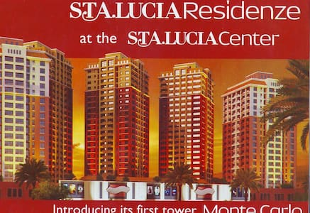 Brand New 16th Floor Unit In The Heart of A Mall! - Cainta - Apartament