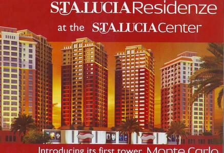 Brand New 16th Floor Unit In The Heart of A Mall! - Cainta - Kondominium