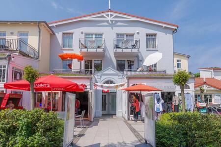 Strandstraße 32, WE 17 - 755 - Kühlungsborn - Apartament