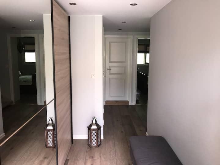 Cozy apartment right by Vigelands park & Bygdøy