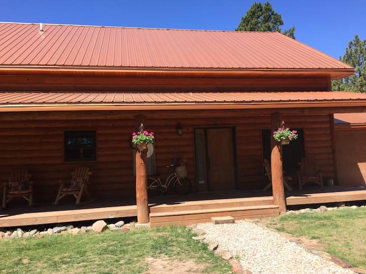 Peaceful Cabin