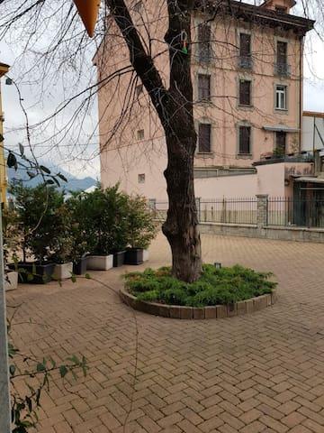 cortile del tiglio
