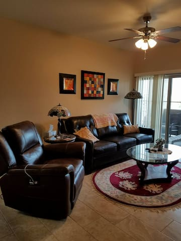 New Luxary condo in gated community
