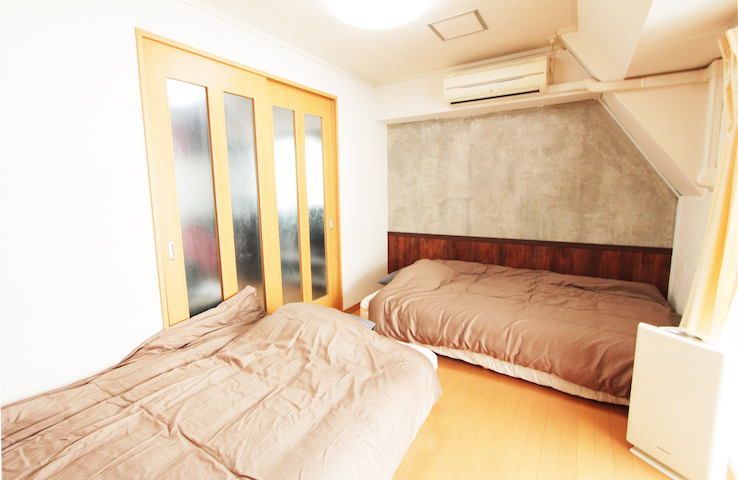 【Suitengu-mae station 5min】Cozyroom with Free wifi