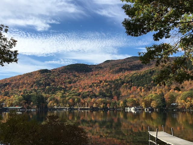 Mount Sunapee Ski House | Lake Sunapee Waterfront