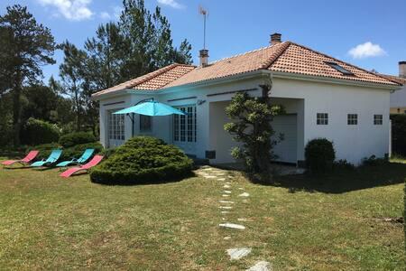 Charmante villa T3 - 400m de la plage et du centre - La Faute-sur-Mer