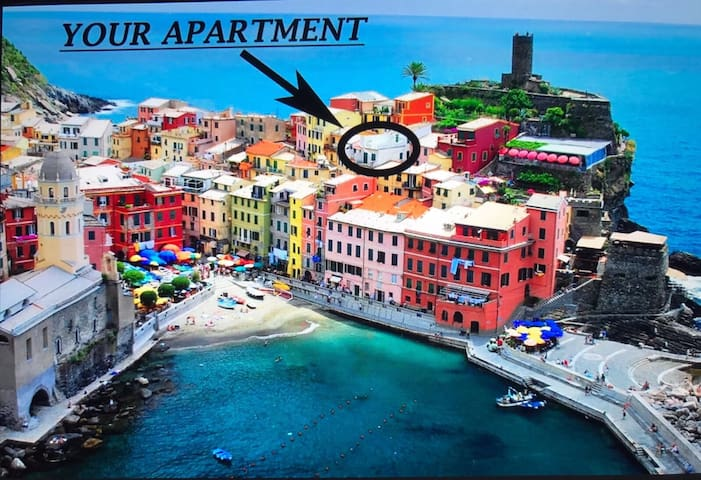 MaDa Charm Apartment - Jacuzzi - Sea View Terrace