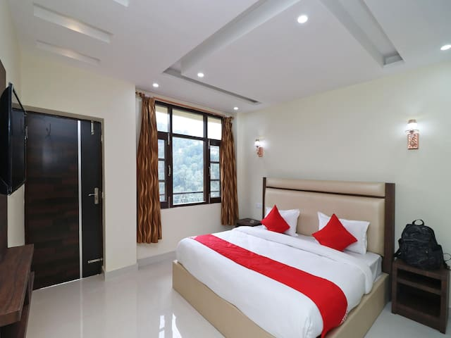 Conventional 1BR Stay, Mussoorie-Special Deal!