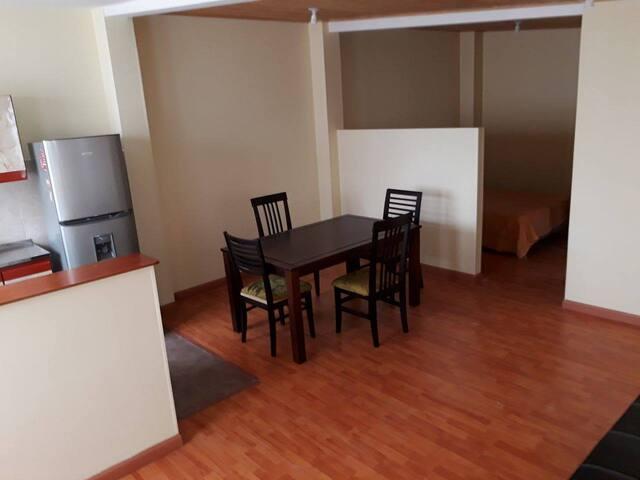 Nice apartment in Bogota. - Bogotá - Pension