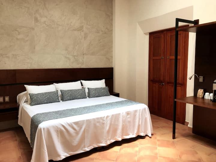 Casa de la Asunción  -  Suite Amatista