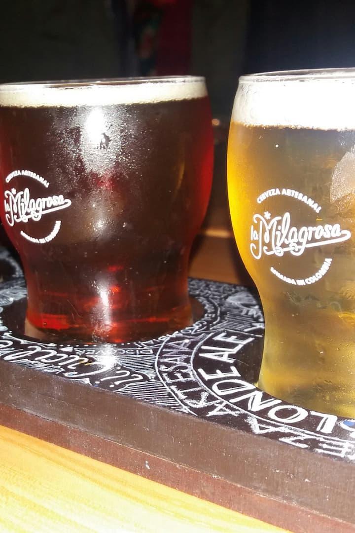 La Milagrosa beer