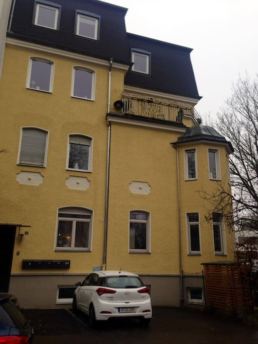 Apartment sauber ruhig mittendrin apartments for rent in for Augsburg apartments for rent