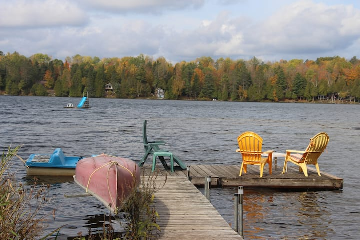 Kawartha Lakes Cottage offers best of nature