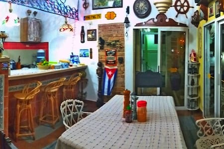 Boutique Hostel with Nice Bay View - Matanzas