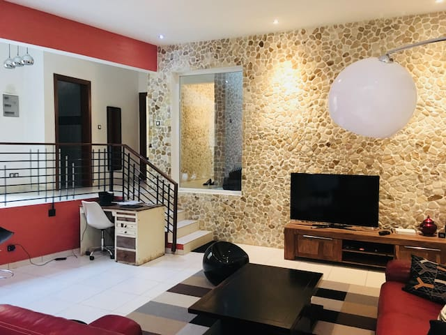 Appartement Centre Dakar tout confort  G.Terrasse