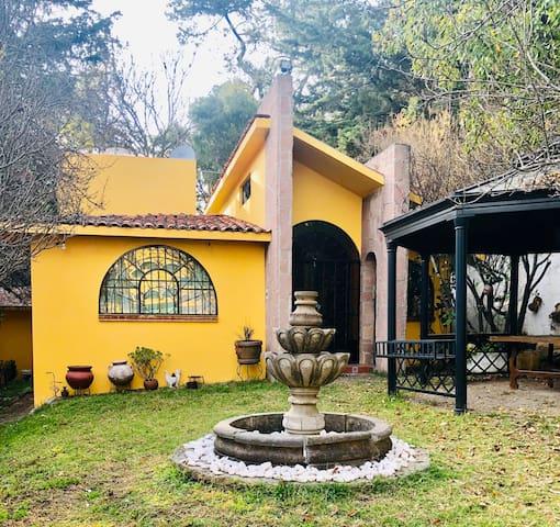 Casa de Campo en Villa del Carbón