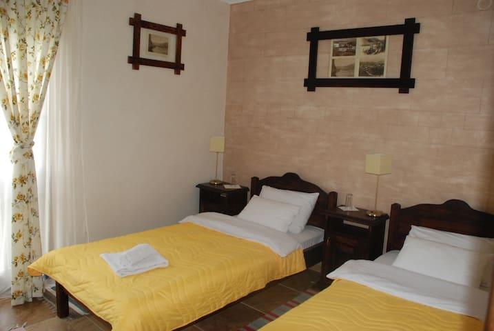 Overview Suite - Kolašin - Bed & Breakfast