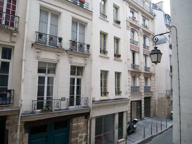 Cosy studio apartment in the heart of Paris