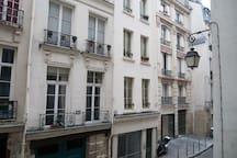 Cosy studio apartment in the heart of Paris