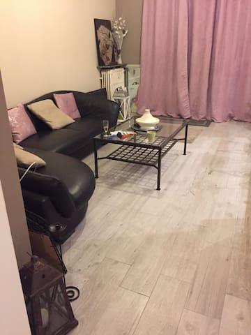 Appartement au calme