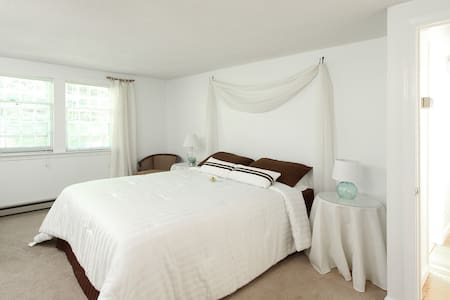 Adorable 2 bdrm Cottage Apartment - Cape Elizabeth - Wohnung