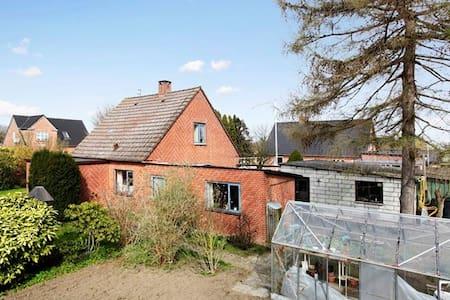 Schöne 102m2 Haus 3 km zu Strand - Horslunde - 独立屋