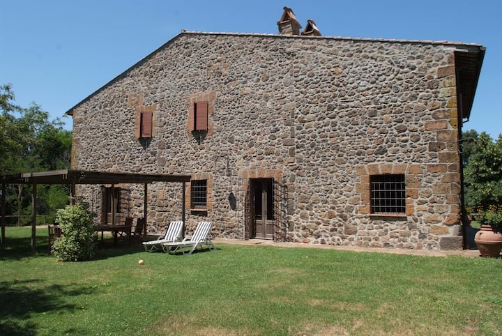 Country house AIRONE - Agriturismo La Spinetta